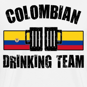 COLOMBIAN - Men's Premium T-Shirt