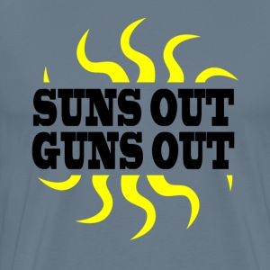 SUNS OUT - Men's Premium T-Shirt