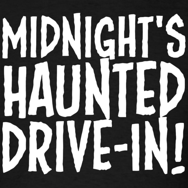 Midnight's Haunted Tee