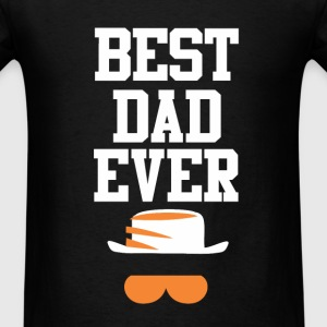 Best dad ever awesome papa funny tshirt - Men's T-Shirt