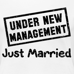 MARRIED - Women's Premium T-Shirt