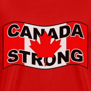 CANADA STRONG IV - Men's Premium T-Shirt
