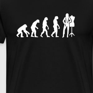 Tailor Evolution T-Shirt T-Shirts - Men's Premium T-Shirt