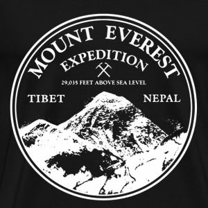 Mount Everest Expedition - Men's Premium T-Shirt