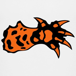 animal paw claw cheetah 1 Kids' Shirts - Kids' Premium T-Shirt