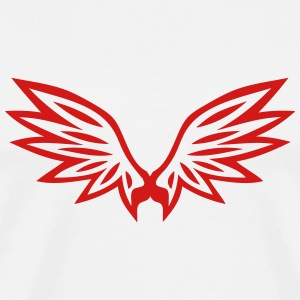 wing birds 60298 T-Shirts - Men's Premium T-Shirt