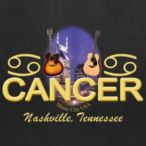 Nashville Cancer Tote Bags - Tote Bag
