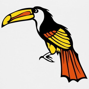 toucan bird feather 602 Kids' Shirts - Kids' Premium T-Shirt