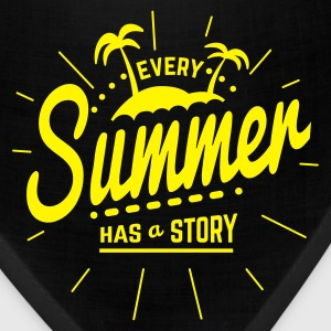 Every Summer has a Story Caps - Bandana