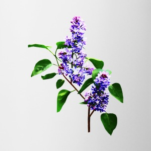 Spray of Lilacs - Coffee/Tea Mug