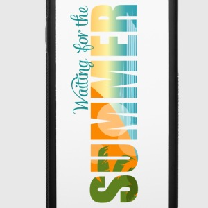 Waiting for the Summer Phone & Tablet Cases - iPhone 6/6s Rubber Case
