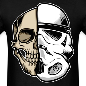 star wars skull - Men's T-Shirt