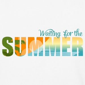 Waiting for the Summer T-Shirts - Baseball T-Shirt