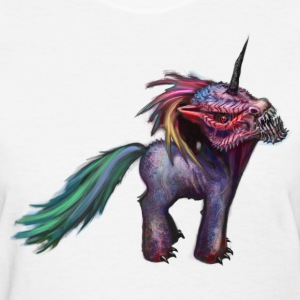 ponei monster - Women's T-Shirt