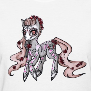 pony mexican - Women's T-Shirt