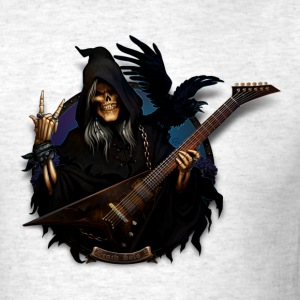 Death Guitar - Men's T-Shirt