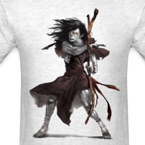 woman warrior - Men's T-Shirt