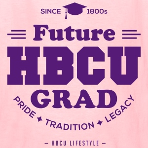 Future HBCU Grad Youth Kids' Shirts - Kids' T-Shirt