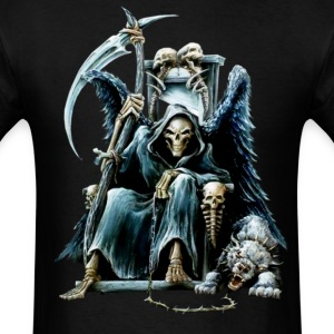 Death throne - Men's T-Shirt