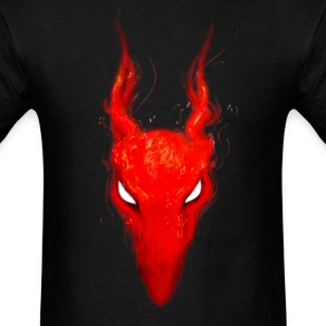 red demon - Men's T-Shirt