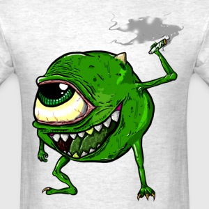 monster weed - Men's T-Shirt
