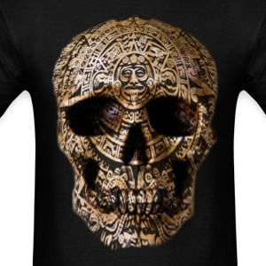 maia skull - Men's T-Shirt