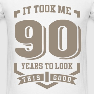 It Took Me 90 Years - Men's T-Shirt