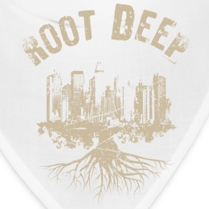 Root deep urban beige Caps - Bandana
