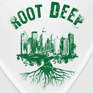 Root deep urban green Caps - Bandana