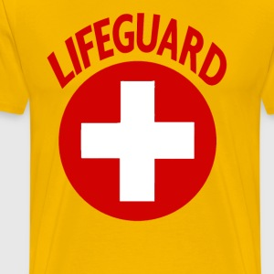 lifeguard - Men's Premium T-Shirt