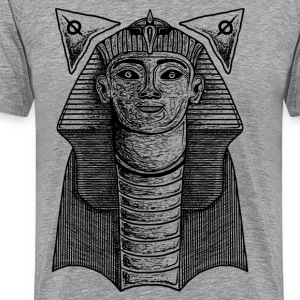 pyramid sphinx T-Shirts - Men's Premium T-Shirt
