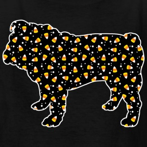 Halloween Bulldog - Kids' T-Shirt