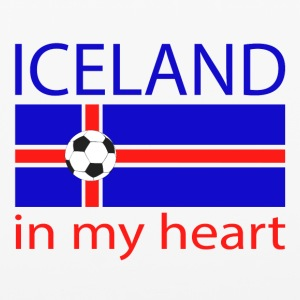 Iceland in my heart Phone & Tablet Cases - iPhone 6/6s Rubber Case
