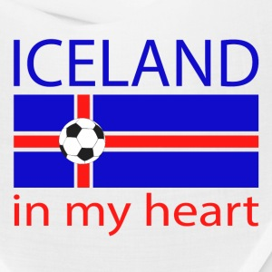 Iceland in my heart Caps - Bandana