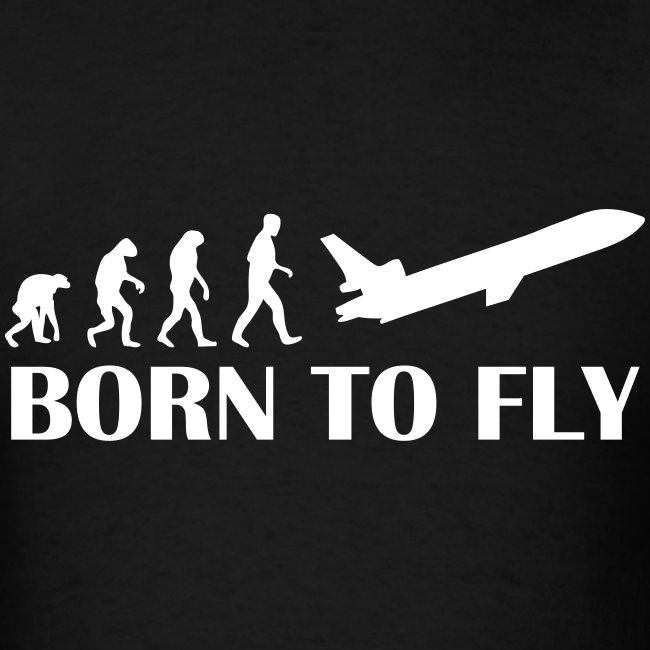 Born to Fly!