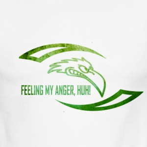 anger T-Shirts - Men's Ringer T-Shirt