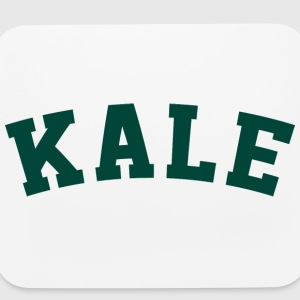 Kale University Funny Vegan Style - Mouse pad Horizontal