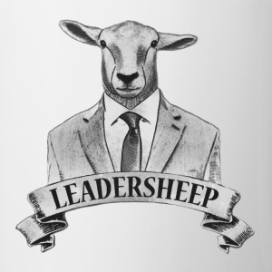 LEADERSHEEP Mugs & Drinkware - Coffee/Tea Mug