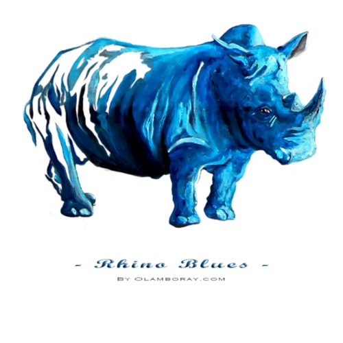 Rhino-Blues