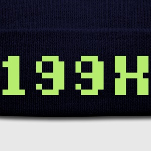 199X Sportswear - Knit Cap with Cuff Print