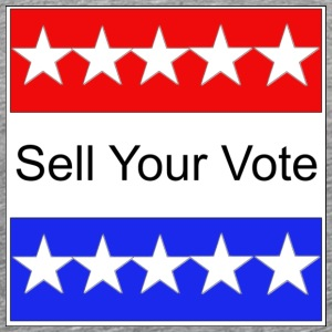 Sell Your Vote  T-Shirts - Men's Premium T-Shirt
