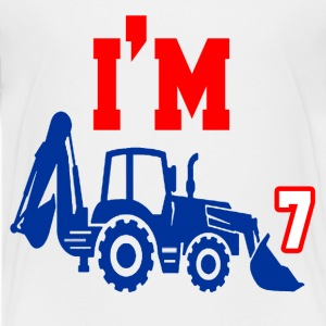 I'M SEVEN YEARS OLD - Kids' Premium T-Shirt