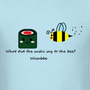 What's up joke - Men's T-Shirt