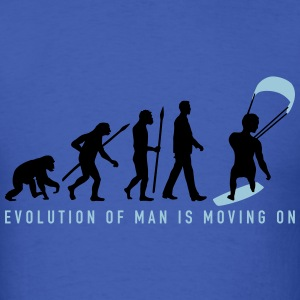 evolution_kite_surfing_man_062016a_2c T-Shirts - Men's T-Shirt