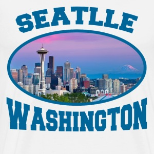 SEATLE WASHINGTON - Men's Premium T-Shirt