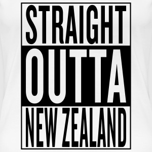 New Zealand Women's T-Shirts - Women's Premium T-Shirt