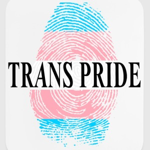 Trans Pride Other - Mouse pad Vertical