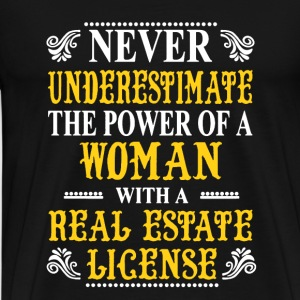 Real Estate Agent - Men's Premium T-Shirt