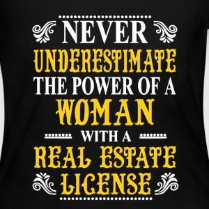 Real Estate Agent - Women's Long Sleeve Jersey T-Shirt