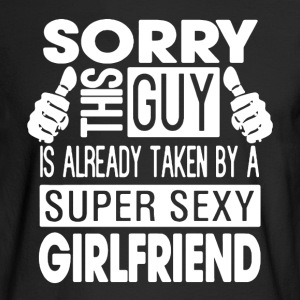 Girlfriend Shirt - Men's Long Sleeve T-Shirt